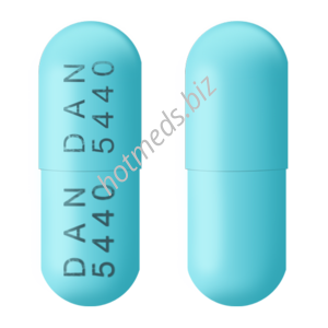 Doxycycline cap.